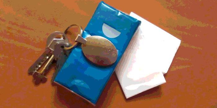 Maldito paquete de pañuelos de papel