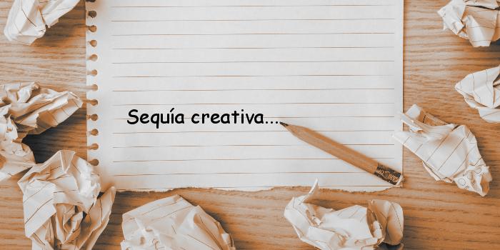 Sequía creativa